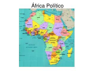 África Político
