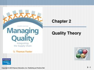 Chapter 2  Quality Theory