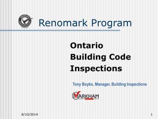 Renomark Program