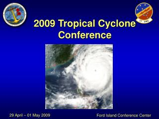 2009 Tropical Cyclone Conference