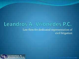 Established New York Lawyer