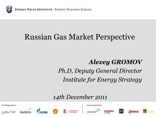 Russian Gas Market Perspective