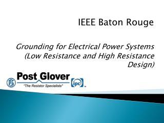 IEEE Baton Rouge