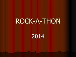 ROCK-A-THON