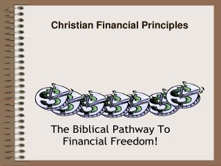 Christian Financial Principles
