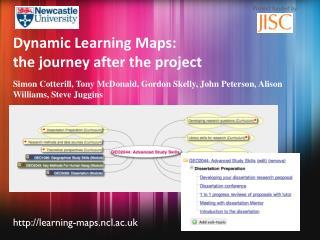 learning-maps.ncl.ac.uk