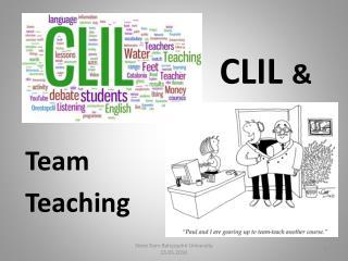 CLIL  &