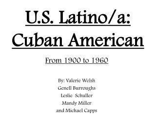 U.S. Latino