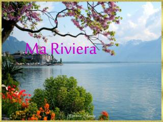 Ma Riviera