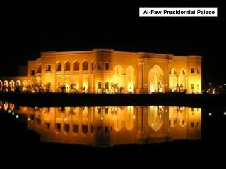 Al-Faw Presidential Palace