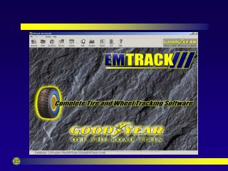 EM Track III Overview