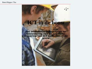 ICT in de bouw