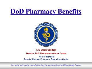 DoD Pharmacy Benefits