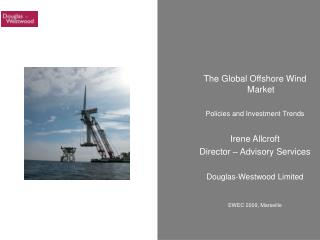 The Global Offshore Wind Market