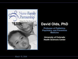 David Olds, PhD