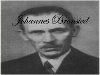 Johannes Bronsted