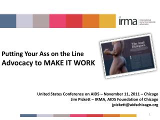 United States Conference on AIDS – November 11, 2011 – Chicago