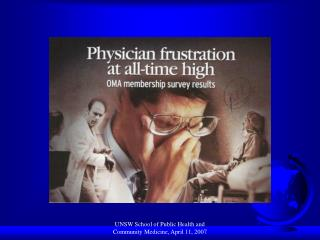 Family Physician Job Satisfaction
