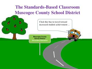 The Standards-Based Classroom Muscogee County School District