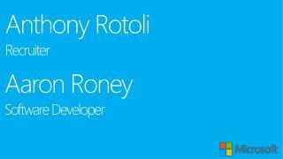 Anthony Rotoli Recruiter