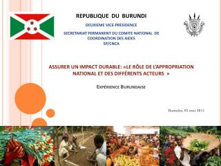 Bamako, 05 mai  2011