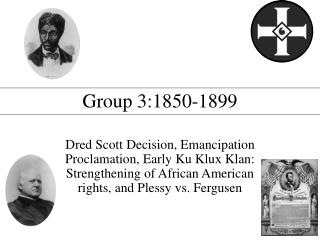 Group 3:1850-1899