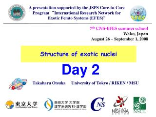 Structure of exotic nuclei