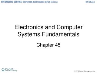 Electronics and Computer Systems Fundamentals
