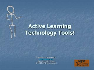 Active Learning Technology Tools!
