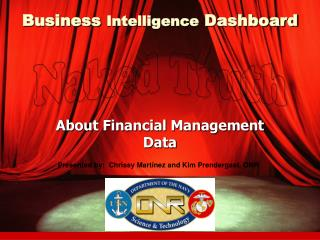 About Financial Management Data