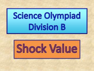 Science Olympiad Division B