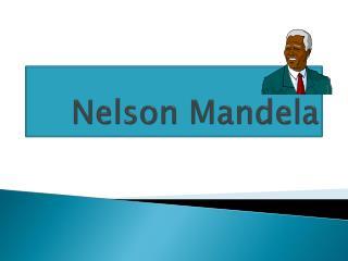 Nelson  M andela