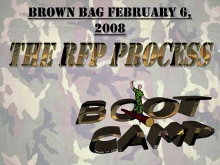 Brown Bag February 6, 2008