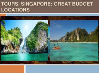 Westhill Consulting Travel and Tours, Singapore: Great budge