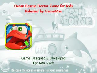 Ocean Rescue Doctor Game for Kids Released by GameiMax