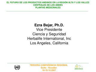 EL FUTURO DE LOS PRODUCTOS ANDINOS EN LA REGI N ALTA Y LOS VALLES CENTRALES DE LOS ANDES PLANTAS MEDICINALES