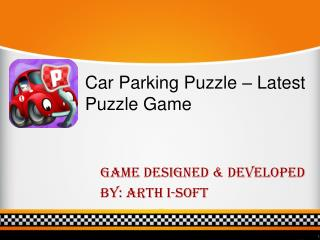 Car Parking Puzzle - Latest Android Game