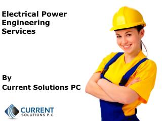 Electrical Power Engineering Services