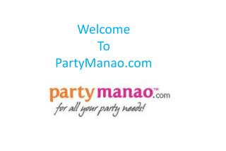 Kids Birthday Party Themes Supplies in pune