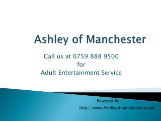 Ashley of Manchester