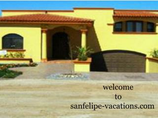 San Felipe Real Estate for Sale
