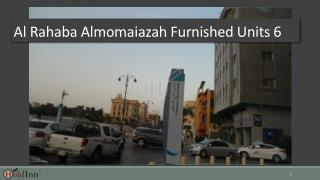 Al Rahaba Almomaiazah Furnished Units 6 - Hotels in Jeddah S