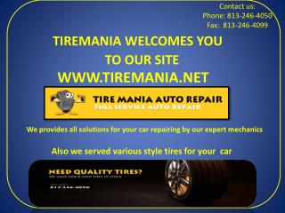 Searching for the Best Auto Repair Shop in Tampa?