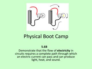 Physical Boot Camp