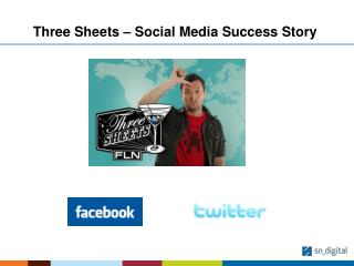 Three Sheets – Social Media Success Story