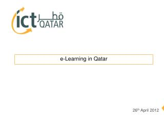 e-Learning  in Qatar
