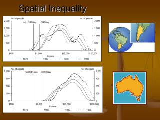 Spatial Inequality