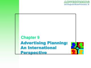 Advertising Planning: An International Perspective