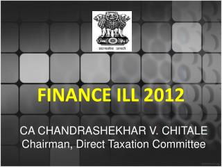 FINANCE ILL 2012