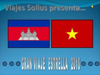 Viajes Solius presenta�